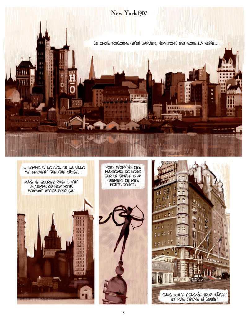Conte cruel de Manhattan