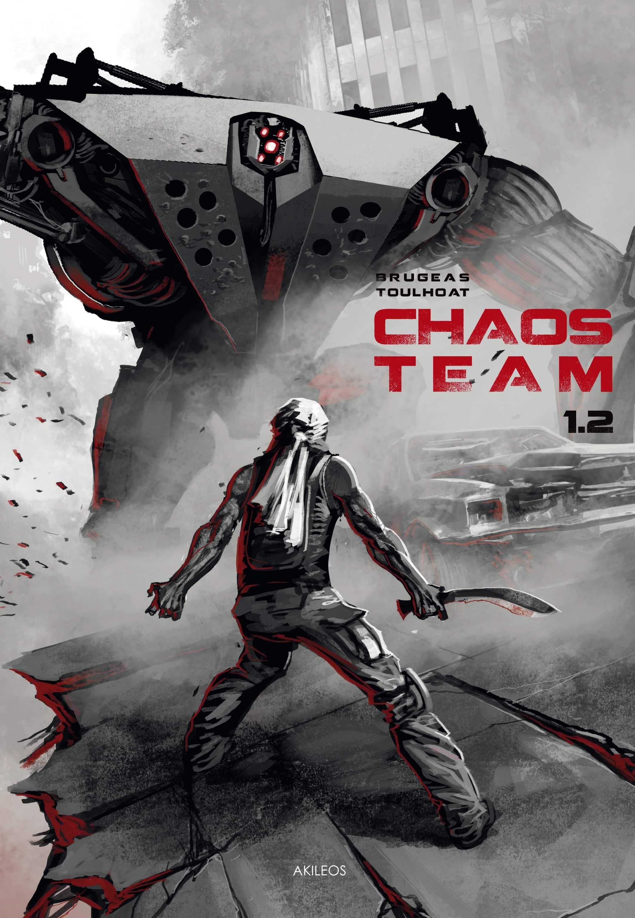 Azimuts reçoit Toulhoat pour Chaos Team vendredi 27 septembre à Montpellier