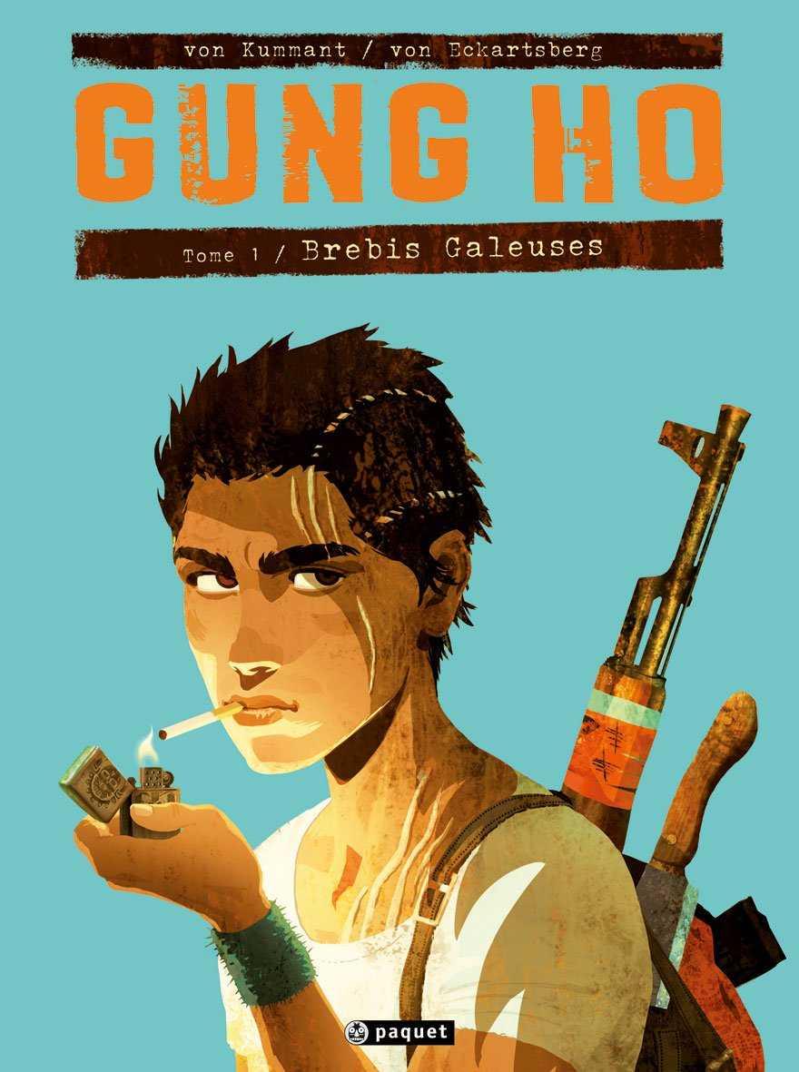 Gung Ho, les survivants de la Colonie N°16