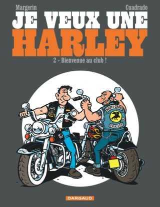 Je veux une Harley, Margerin sera à O'Tour de la Bulle à Montpellier
