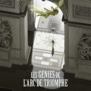 Les Génies de l'Arc de Triomphe, le souvenir des morts pour la France