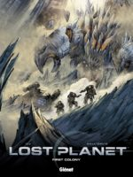 Lost Planet, un passage réussi du jeu à la BD