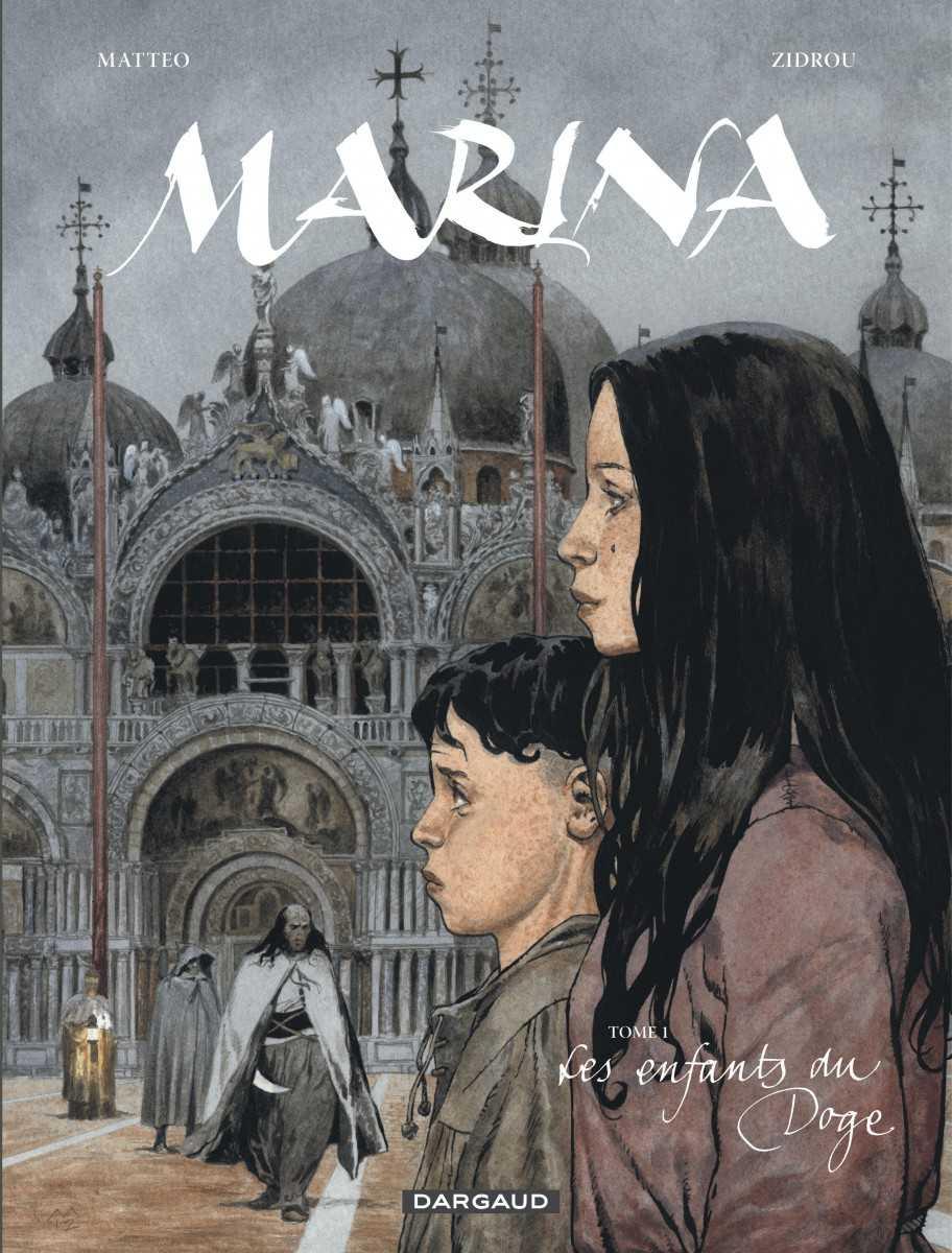Marina, fille maudite du Doge de Venise