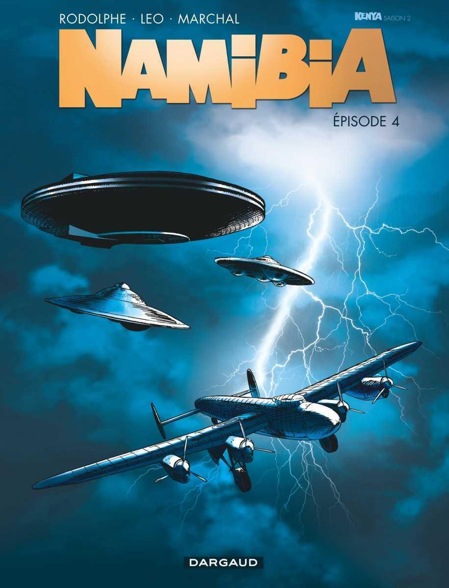 Namibia T4, alerte aux soucoupes volantes
