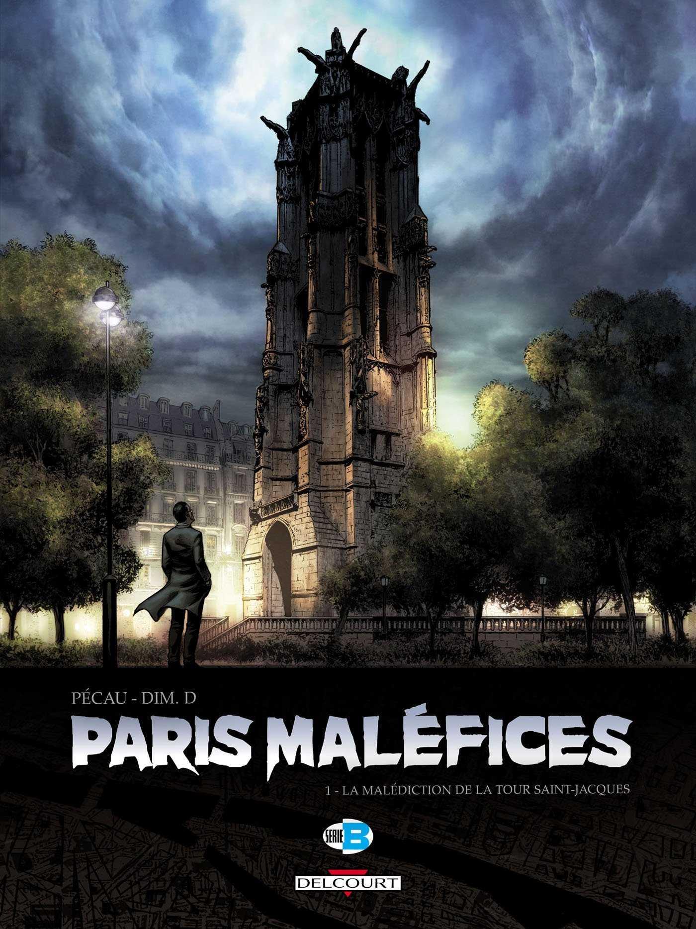 Paris Maléfices, des légendes fantastiques