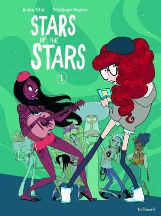 Stars of the Stars, Bagieu et Sfar dans l'espace