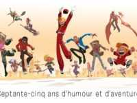 Expo Spirou Paris