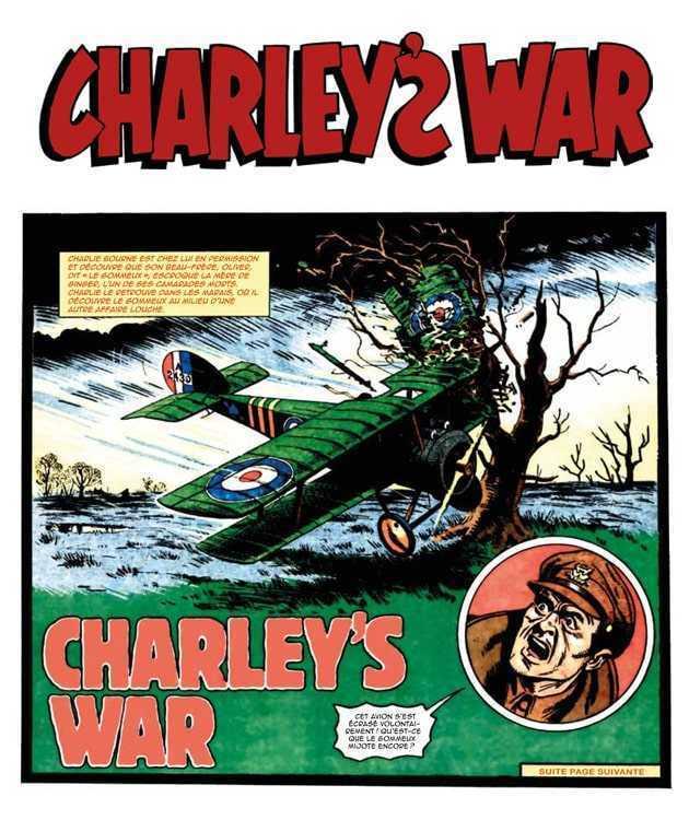 La Grande Guerre de Charlie 5