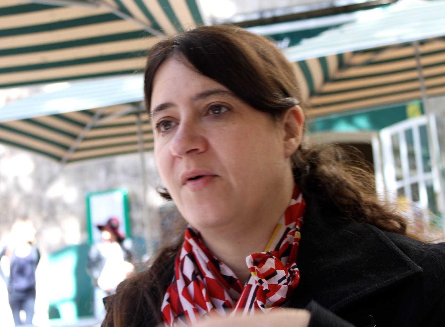 Rencontre avec Nathalie Ferlut et son Eve chez Azimuts à Montpellier