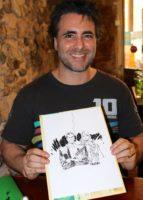 Rencontre : Dan Panosian dessinateur US de John Tiffany au Lombard