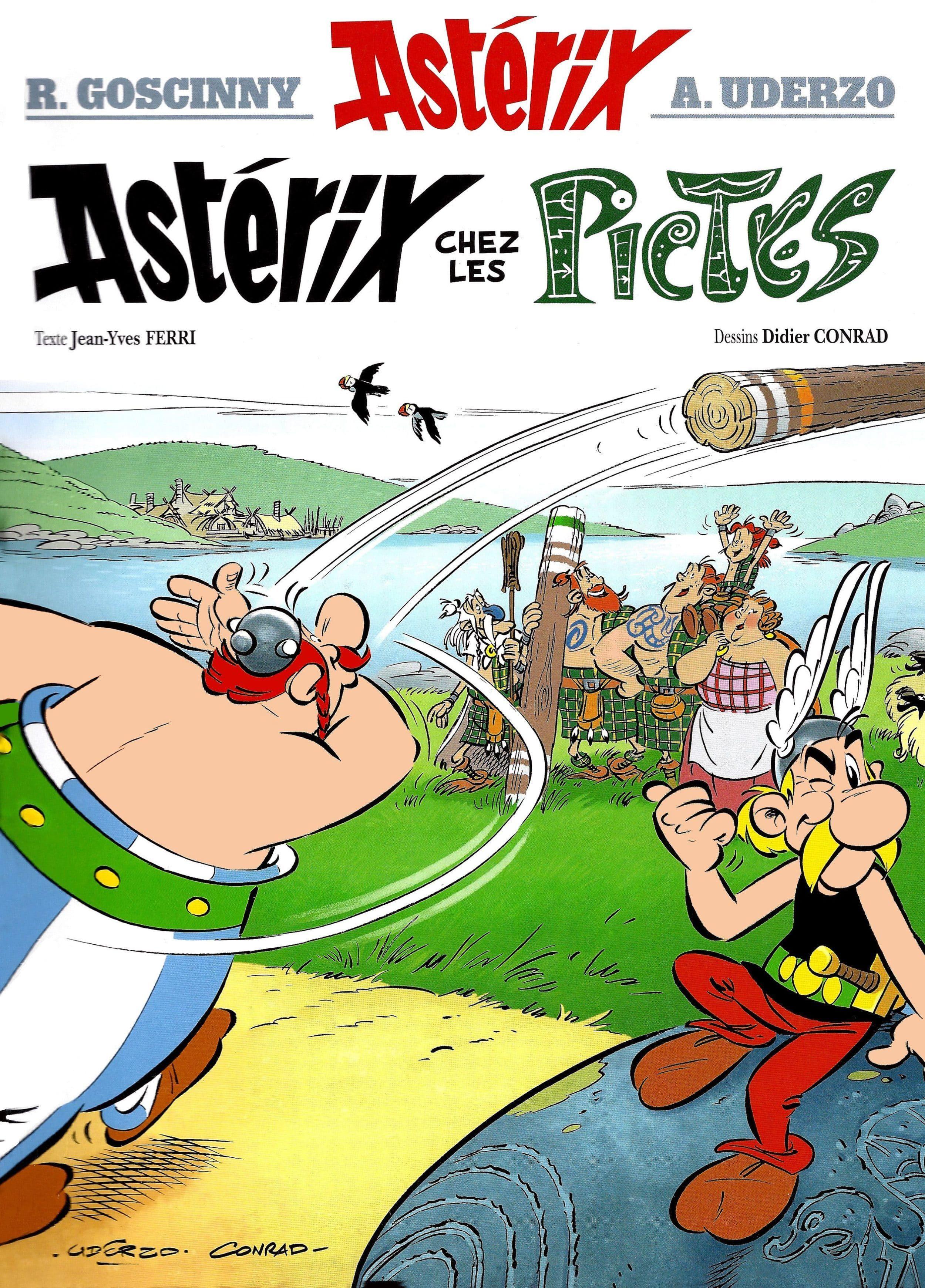 2013 : la BD freine en douceur sa production et Astérix en tête des ventes