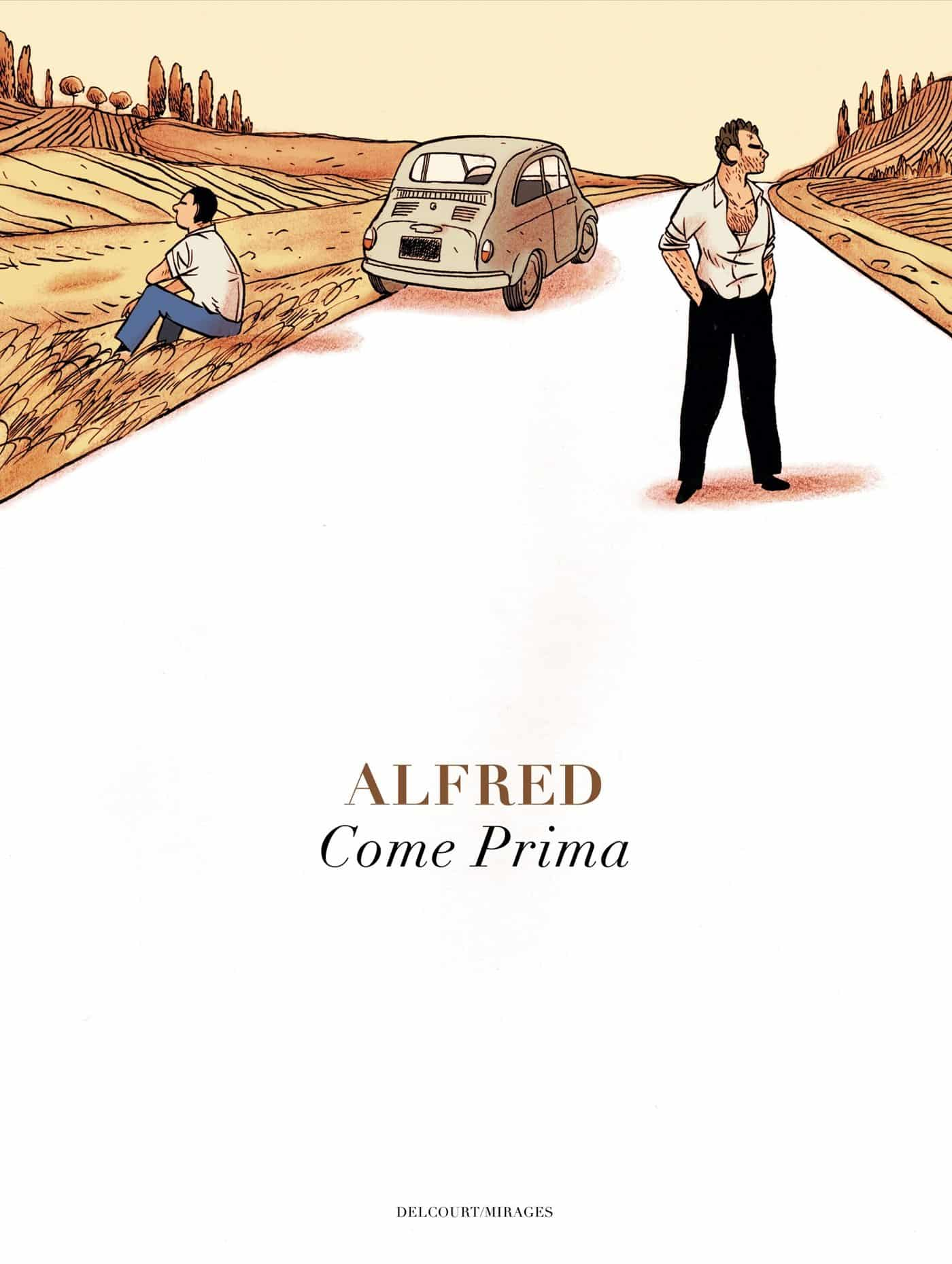Angoulême 2014 : prix du meilleur album à Come Prima d'Alfred