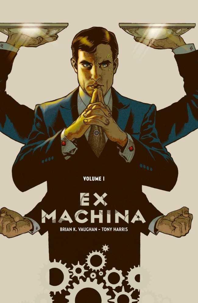Ex Machina, un super-héros reconverti en politicien