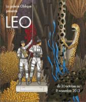 Leo à la galerie Oblique à partir du 30 octobre à Paris