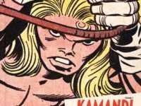 Kamandi, retrouvailles avec Jack Kirby