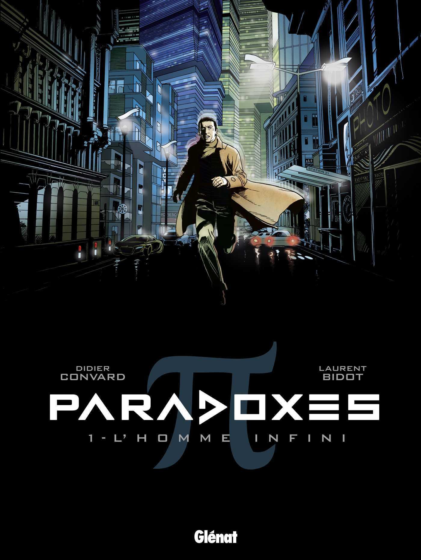 Paradoxes, Convard joue avec le temps