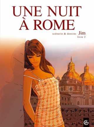 Une Nuit à Rome Grand Prix de la 10e Fête de la BD à Palavas