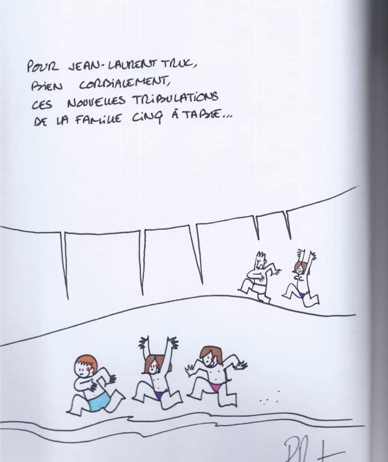 Dédicace de Philippe Reyt
