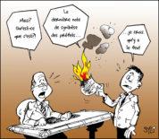 Syl et les notes des préfets : y a le feu au lac ?