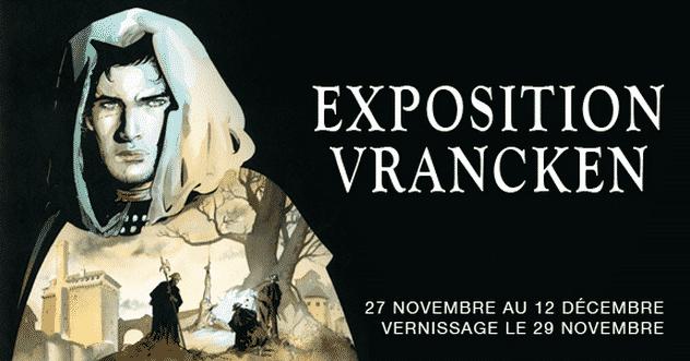 Expo Vrancken pour H.ELL chez Maghen à Paris
