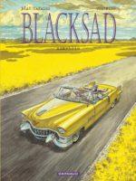 Blacksad et Guarnido sur la route d'Amarillo avant de venir à Montpellier