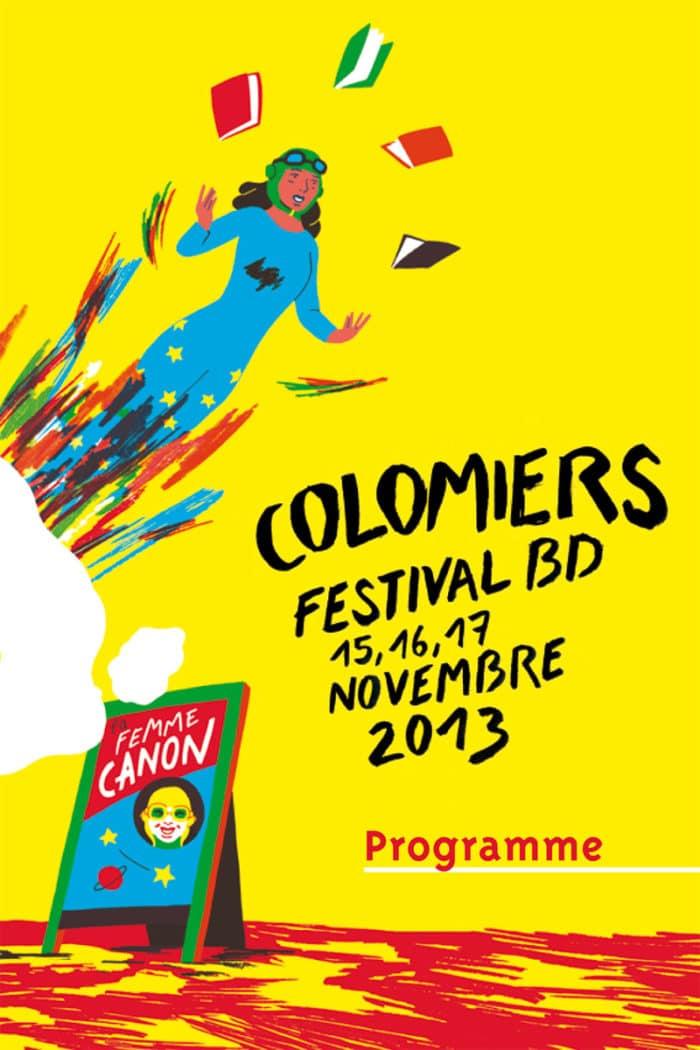 Festival BD de Colomiers 2013