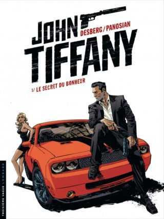 John Tiffany, un chasseur de primes piégé par Desberg
