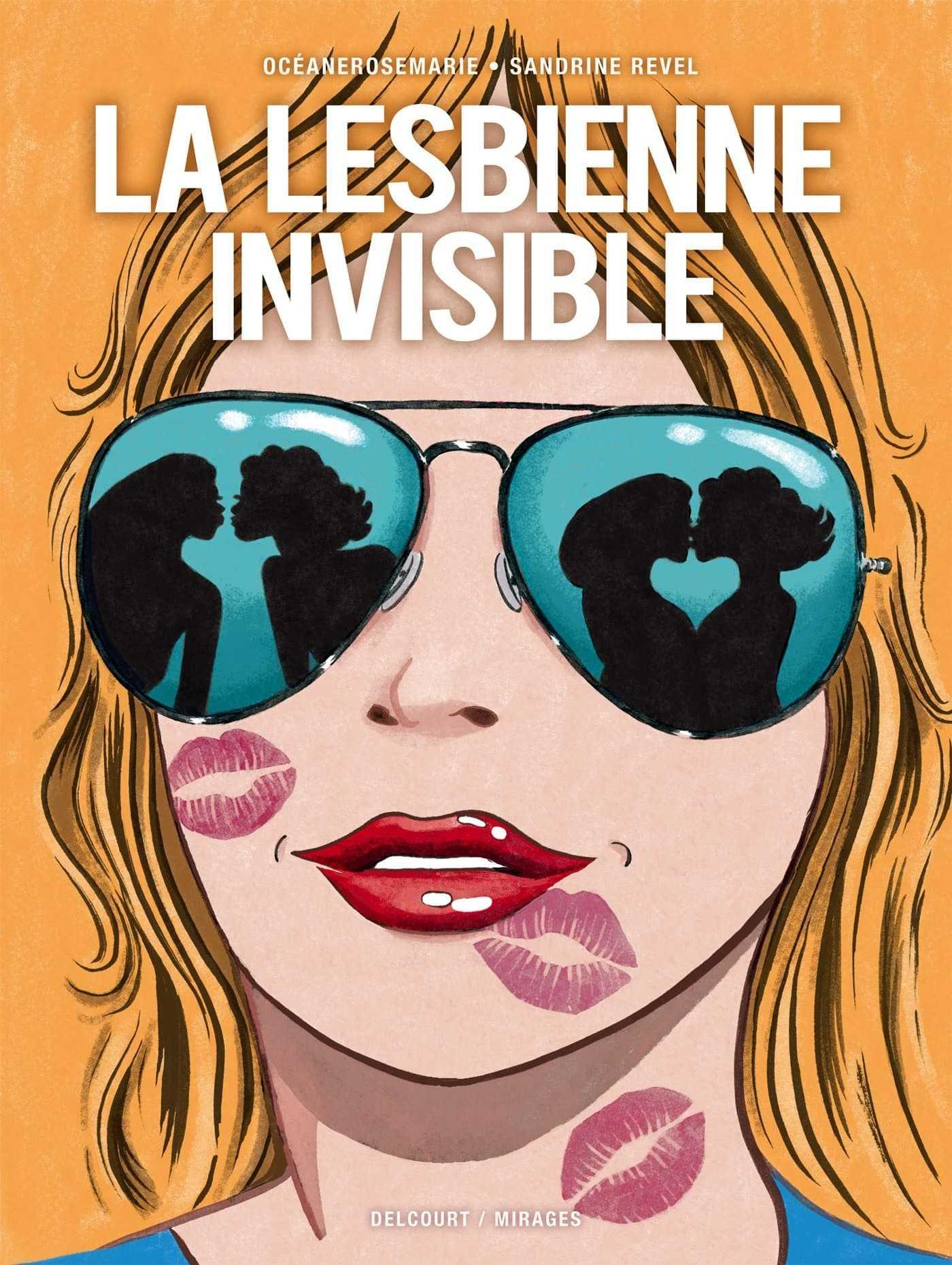 Rencontre : Sandrine Revel pour La Lesbienne invisible
