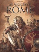 Les Aigles de Rome T4, Marini a le souffle des grands