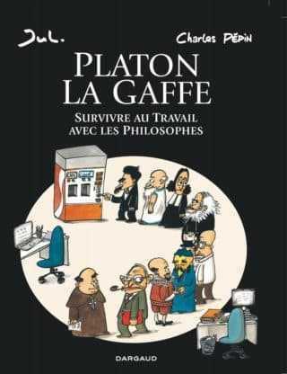 Platon la gaffe, la philo pour rire et survivre avec Jul