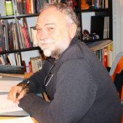 Olivier Vatine en dédicace chez Azimuts à Montpellier le 13 décembre