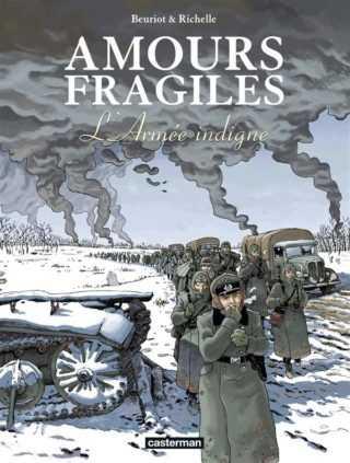 Amours fragiles T6, le début de la fin