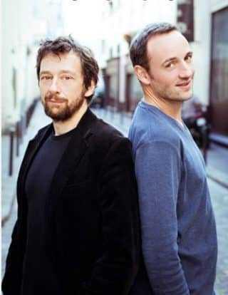 Clément Oubrerie et François Bégaudeau