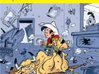 Achdé et Lucky Luke à la librairie la Bulle à Nîmes le 24 décembre