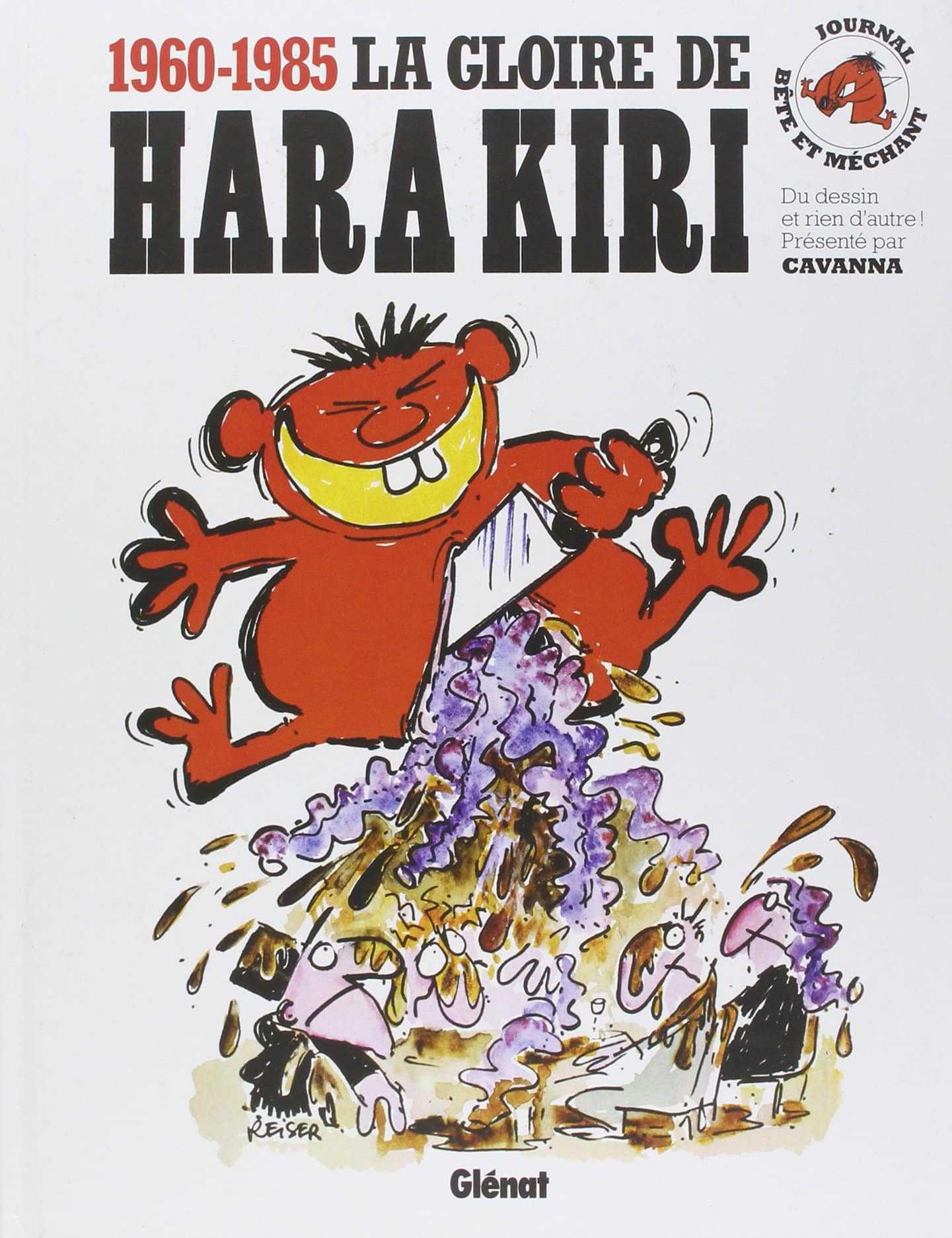 Hara Kiri, le pire mais toujours le meilleur