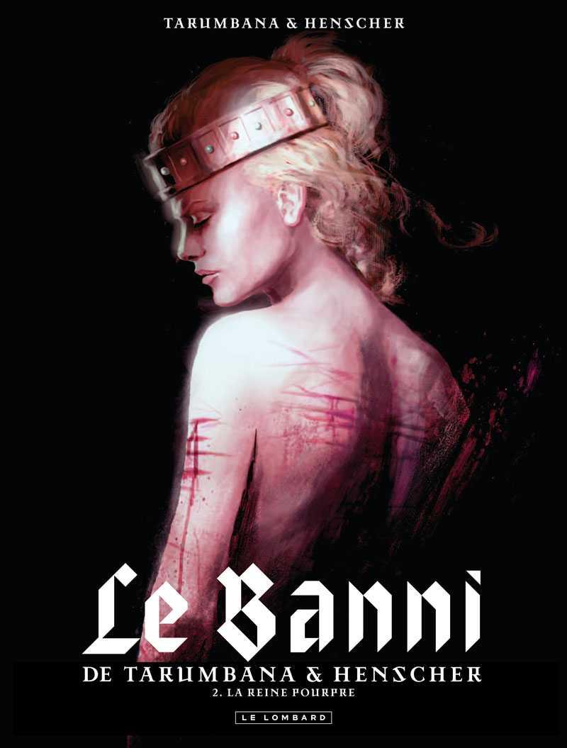 Tarumbana avec Le Banni en dédicace chez Planètes Interdites à Montpellier