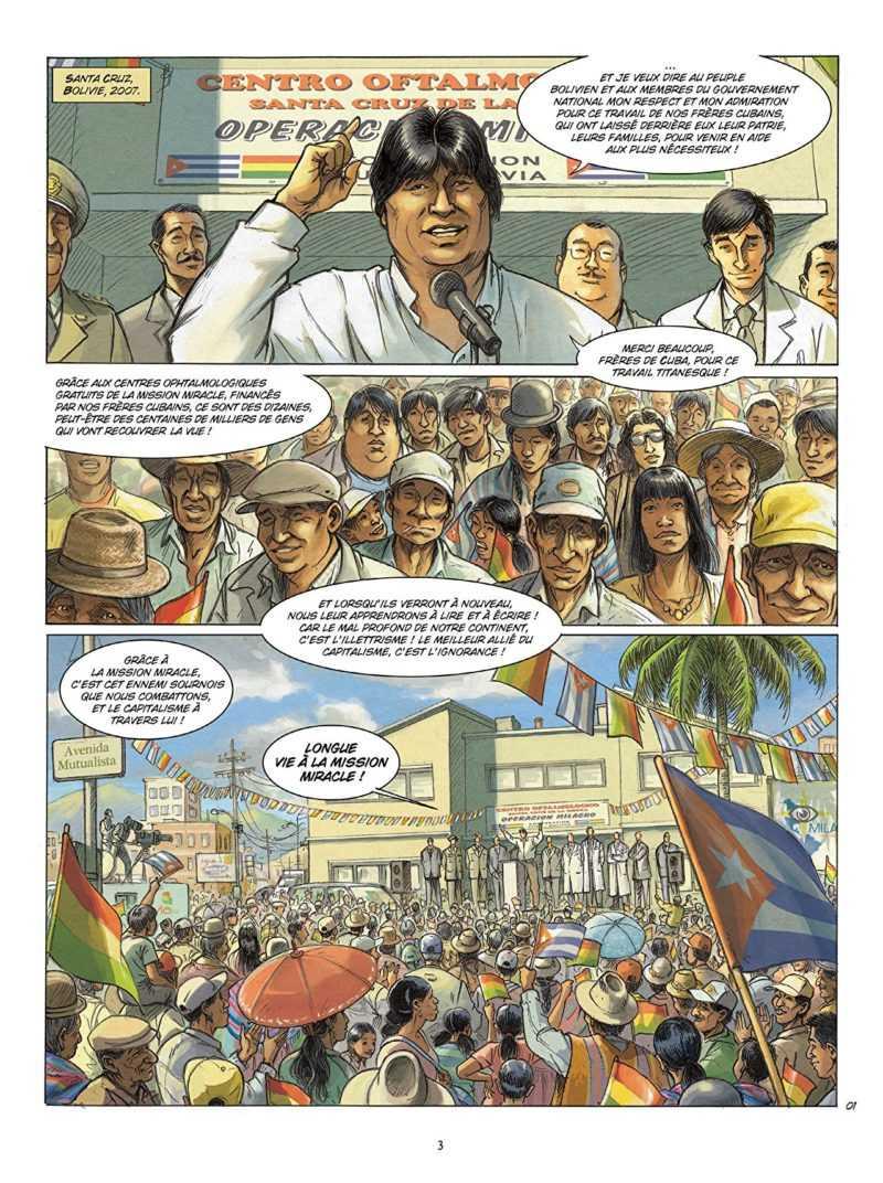 L'Homme qui tua Che Guevara