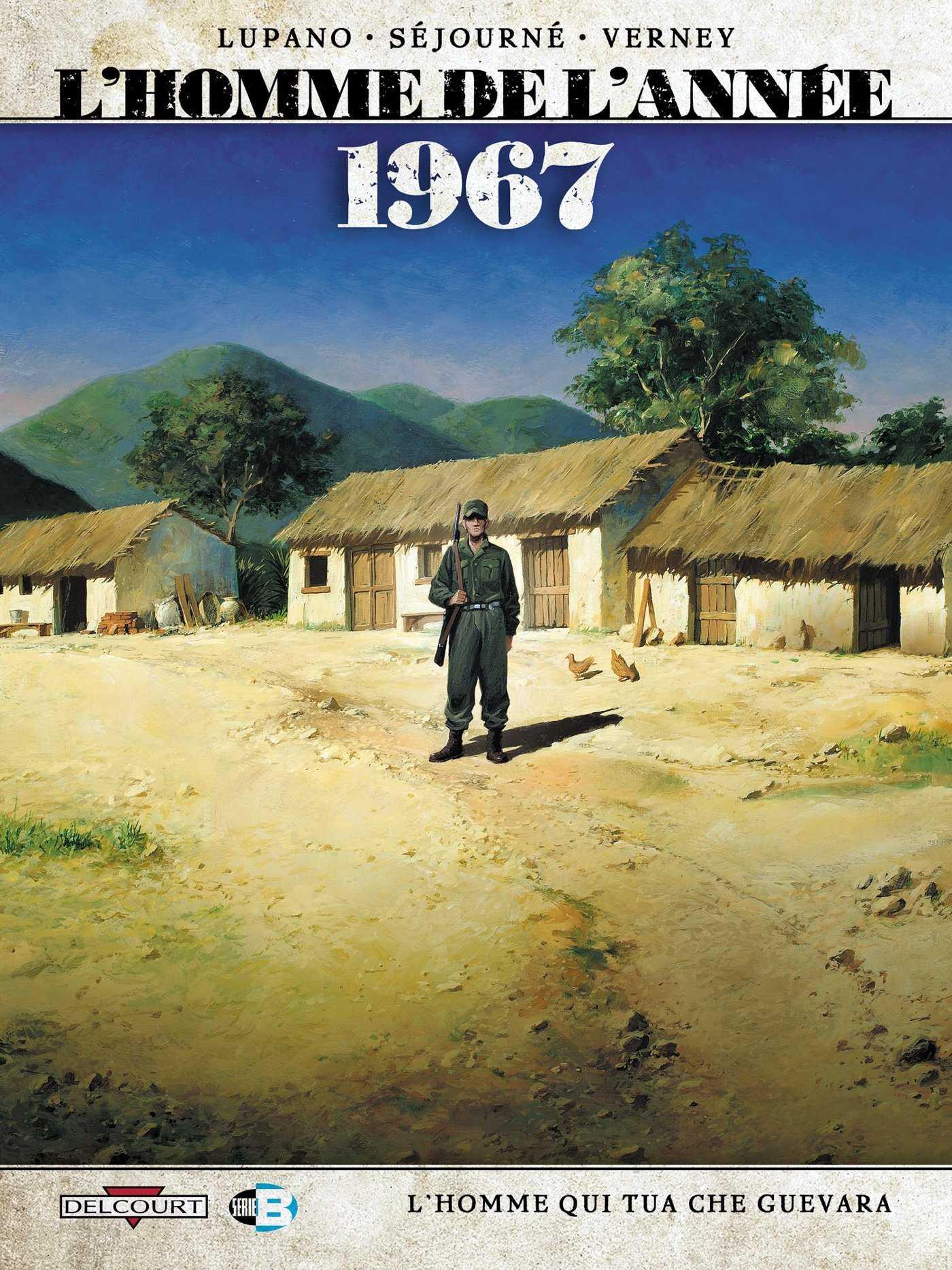 L'Homme de l'année 1967, la mort du Che