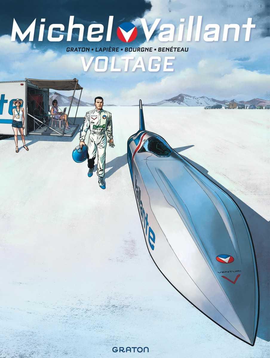 Michel Vaillant T2, un record électrique
