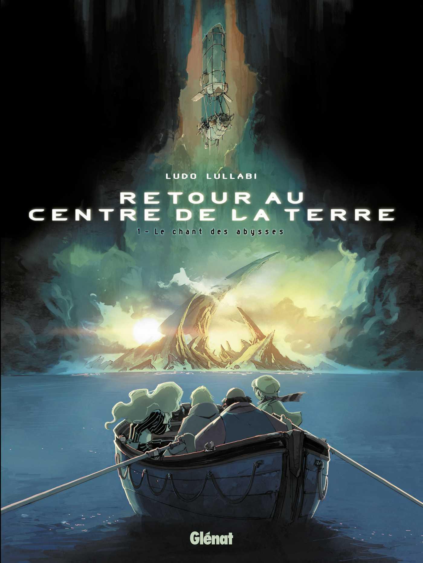 Retour au centre de la Terre, Verne bien revisité par Lullabi