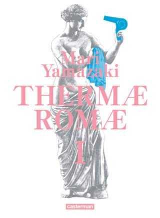 Thermæ Romæ, une version luxe dans un sens de lecture français