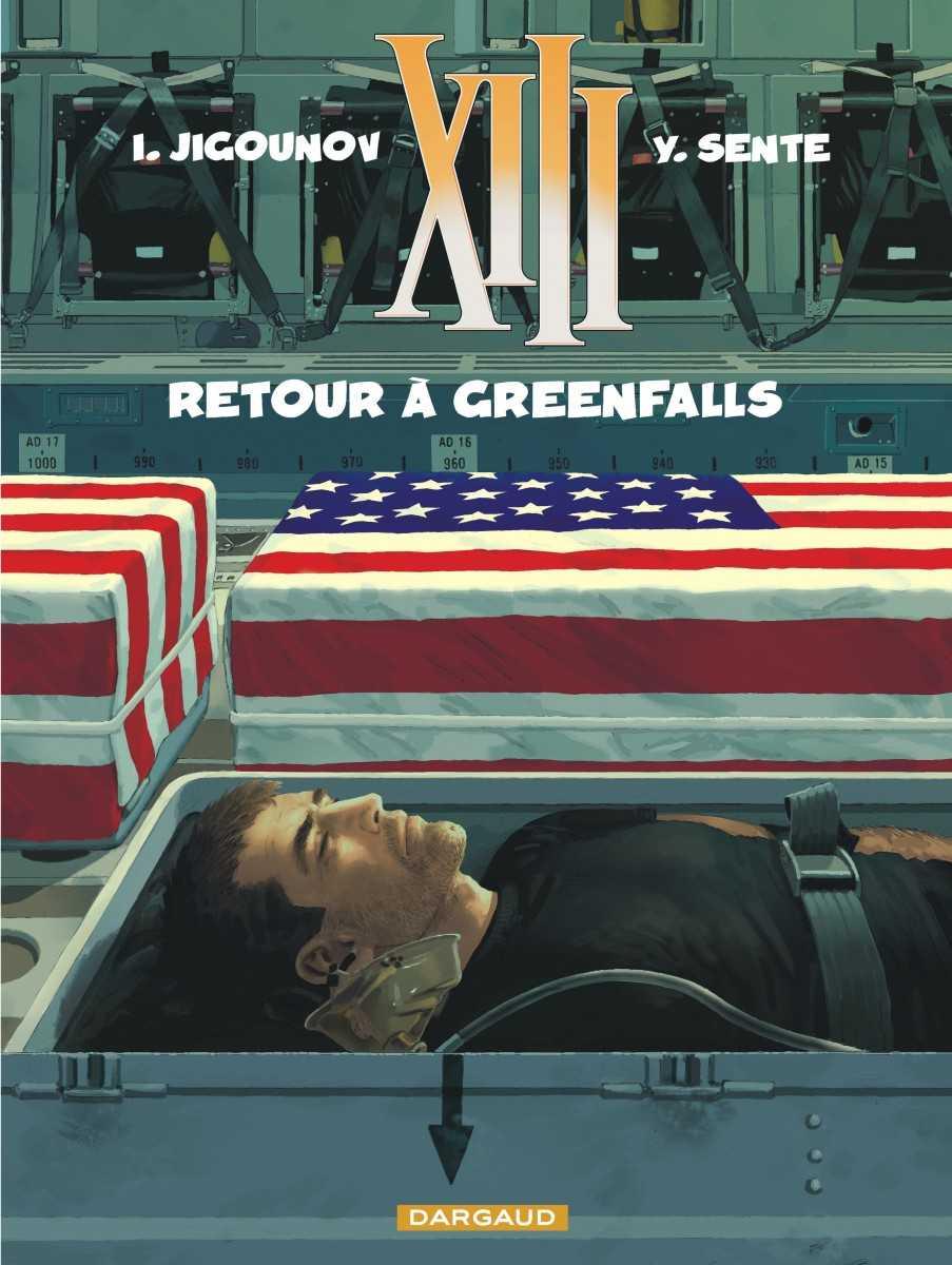 XIII T22, retour à Greenfalls et sur la jeunesse de Jason Mac Lane