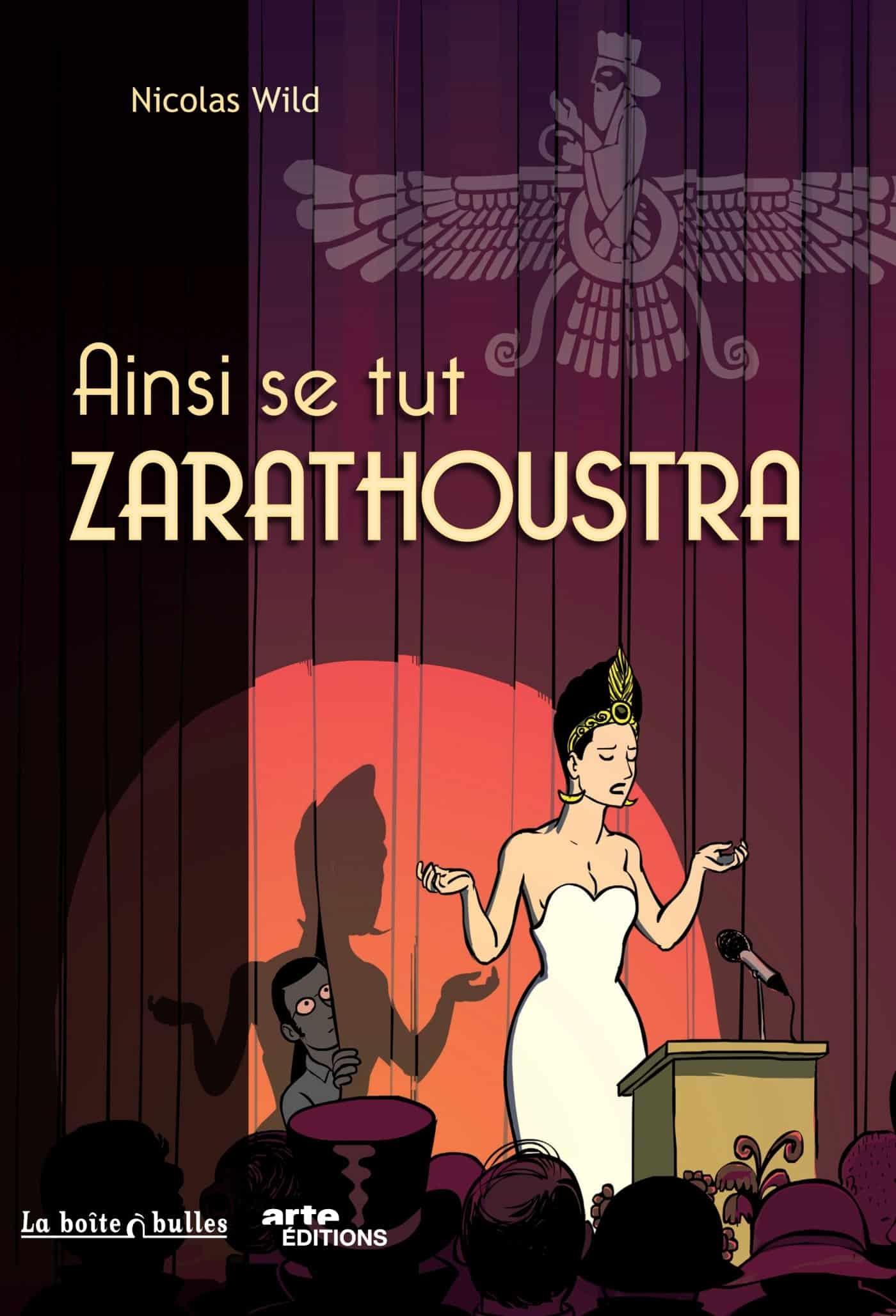 Ainsi se tut Zarathoustra primé par France Info