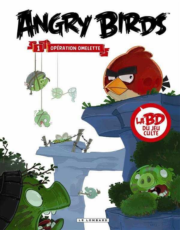 Angry Birds, de sacrés oiseaux et un jeu culte