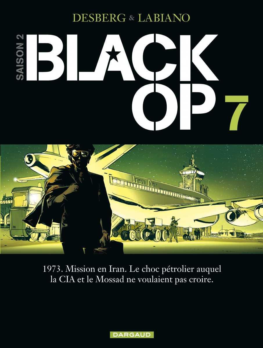 Black Op 7, une nouvelle saison sous le signe d'une crise pétrolière