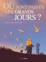 Jim et Tefenkgi chez Sauramps Montpellier pour Où sont passés les grands jours ?