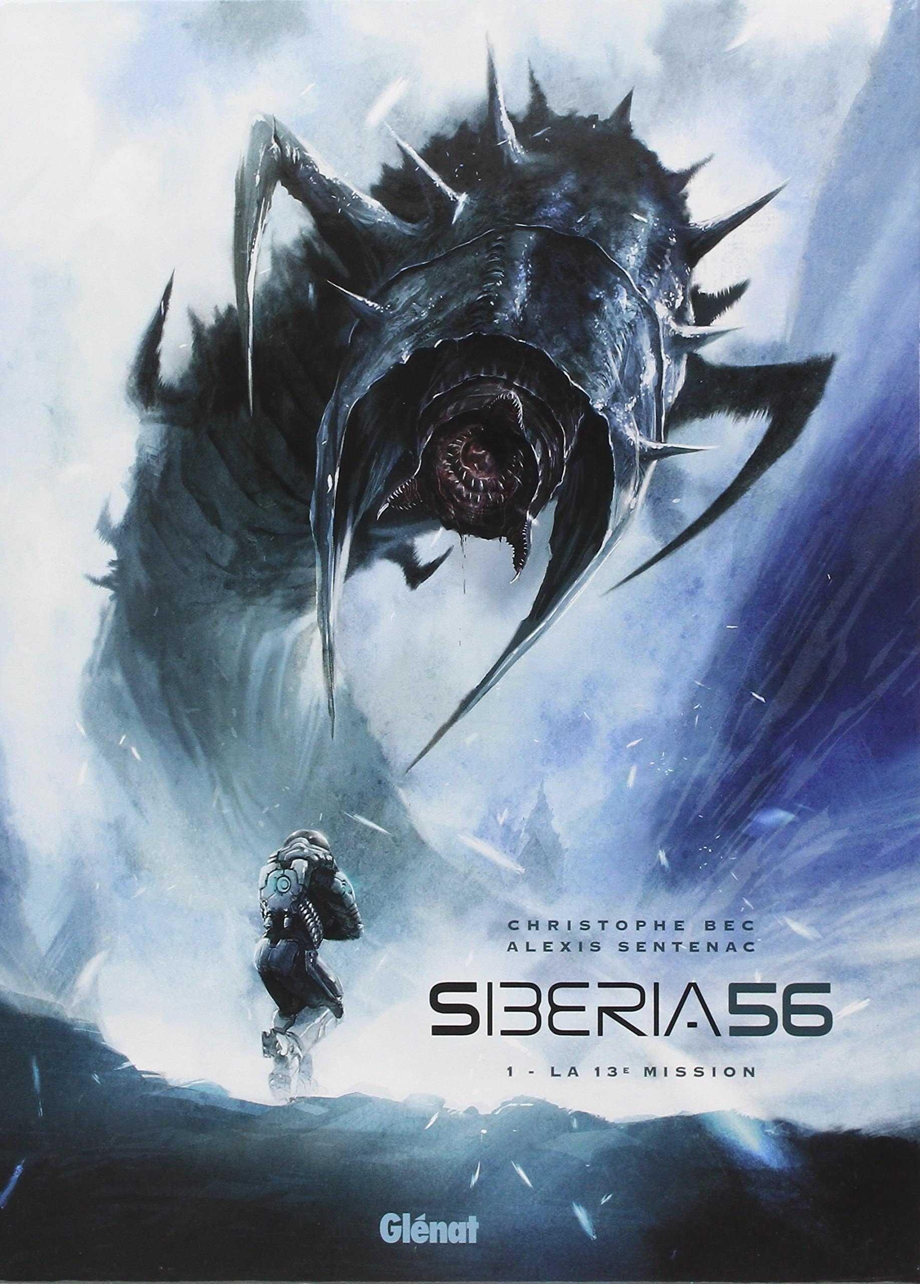 Siberia 56, Christophe Bec et ses survivants