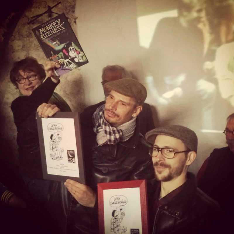 Prix Charlie Schlingo 2014