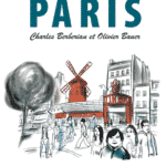 Paris, un city guide illustré par Berberian