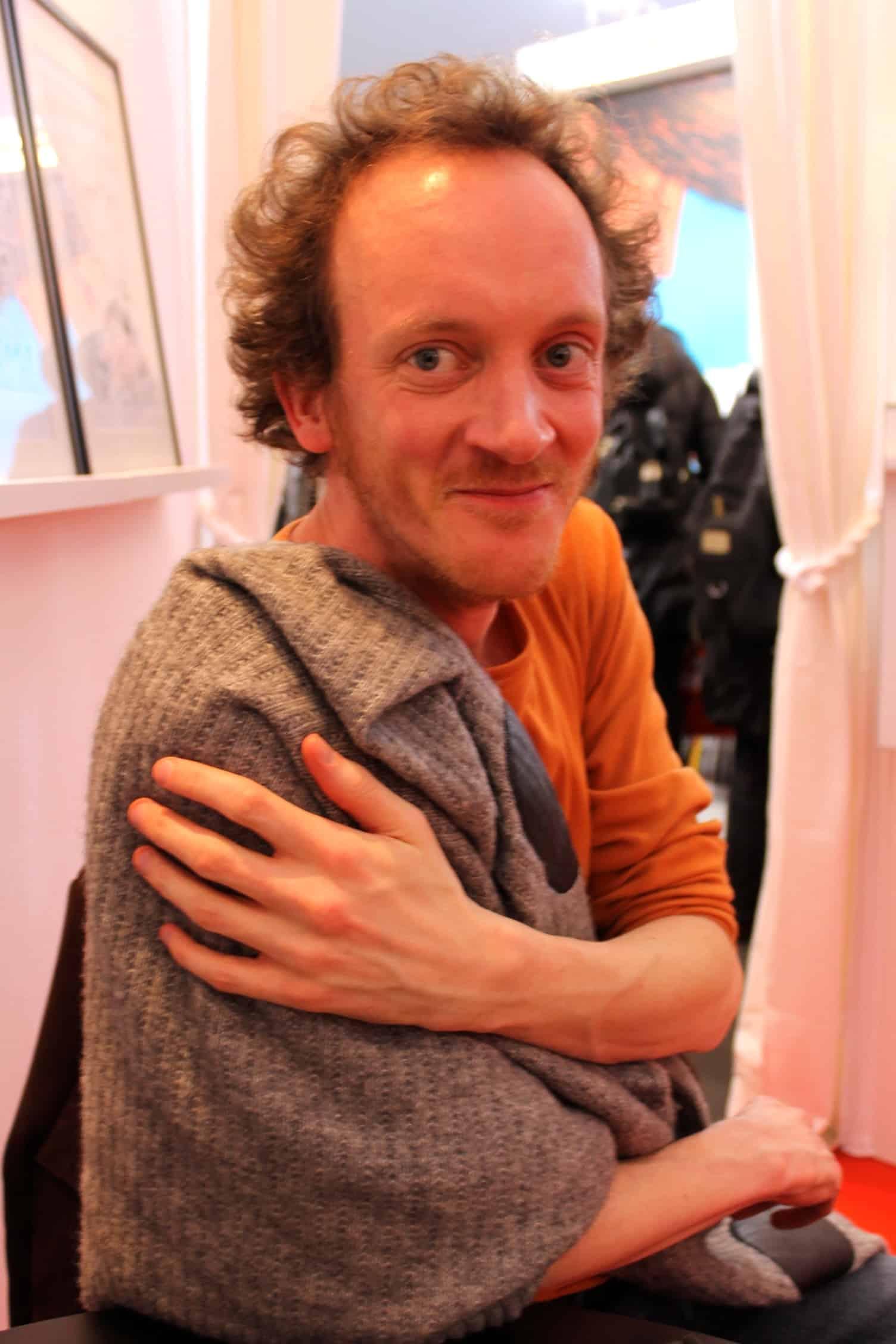 Rencontre avec Olivier Bocquet qui a revisité Fantômas